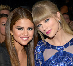 Will Taylor Swift and Selena Gomez sing as BFF duet in 2014?!