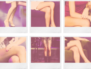 selena's legs + interviews