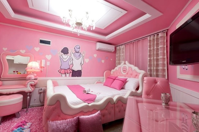 Magic room for girls sevelina games for girls - Room for girls ...