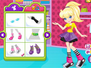 Polly Pocket dress up games
