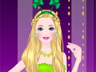 st_patrick_day_barbie