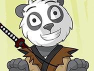 ☯ Crazy panda ☯
