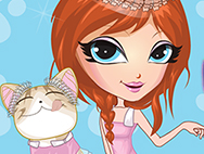 Me and my cat =:^_^:=