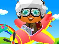 Kitty the pilot..ιllιιl.