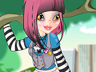 Dressup 833 girl emo games
