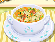 ☞ Vegetable soup ☜