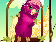 ₮ Vibrant parrot ₮