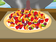 Fruit pizza Ѽ