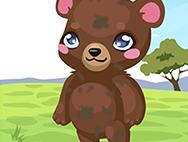 ☟ Bear cub ☟