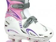 Girl's roller skate