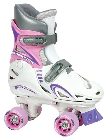 Chicago Girl's Adjustable Quad Skate