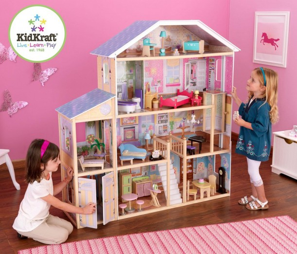 Top 5 Best Dollhouses For Girls Sevelina Games For Girls