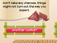 系 Fortune cookies 系