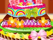 ≡ Multi-storey cake ≡