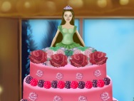 •♥●•Barbie's cake•♥●•