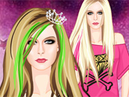 Avril Lavigne ★Abbey Dawn★ dress up