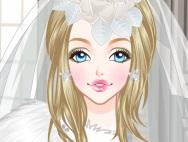 ♕ Snow Queen bride ♕