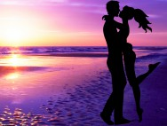 love-couple-sunset-beach-wallpaper-st-valentines-days 2014