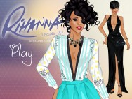 ♪ ✪ Rihanna dress up ✪ ♪