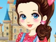 ☀ Hello Kitty girl ☀