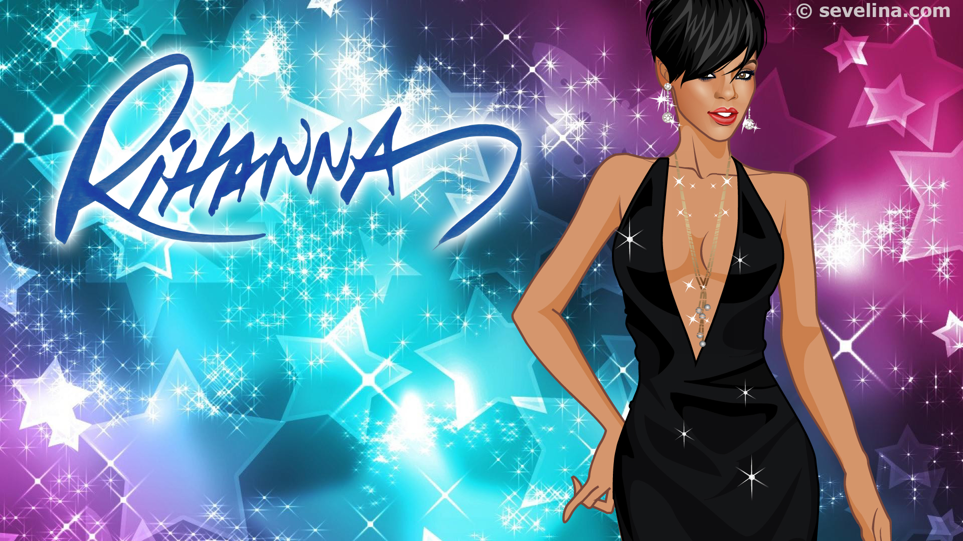 rihanna-wallpapers-2014Full HD