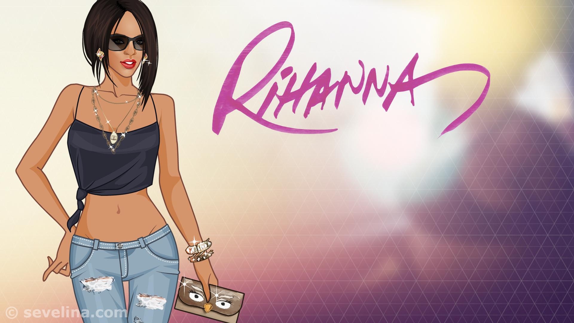 rihanna-wallpapers-2014-sevelina-dress-up-games
