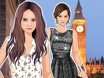 Best Celebrity Dress Up Games for Girls - Girl Games