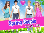 spring-couple-dress up