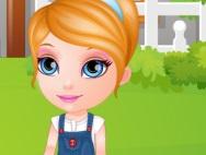 Barbie's garden