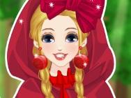 Red Riding Hood fashionista