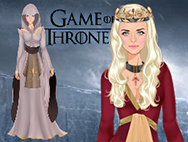 Games of Thrones dress up