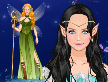 ✓ Elf princess ✓