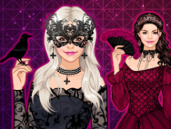 Gothic princess play