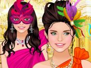 🎭 Masquerade style