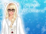 ❄️ Winter Woodland ☃️