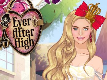 Ever After High – Apple White